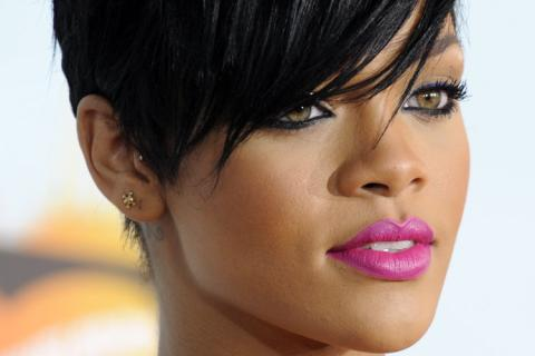 rihanna makeup I Always Love Her Makeup Rihanna